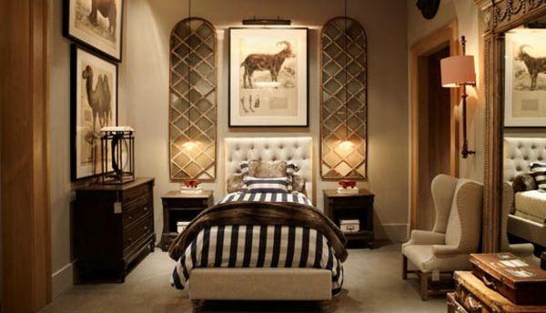 Babyzimmer und Kinderzimmer im königlichen Stil einrichten | Möbel ...