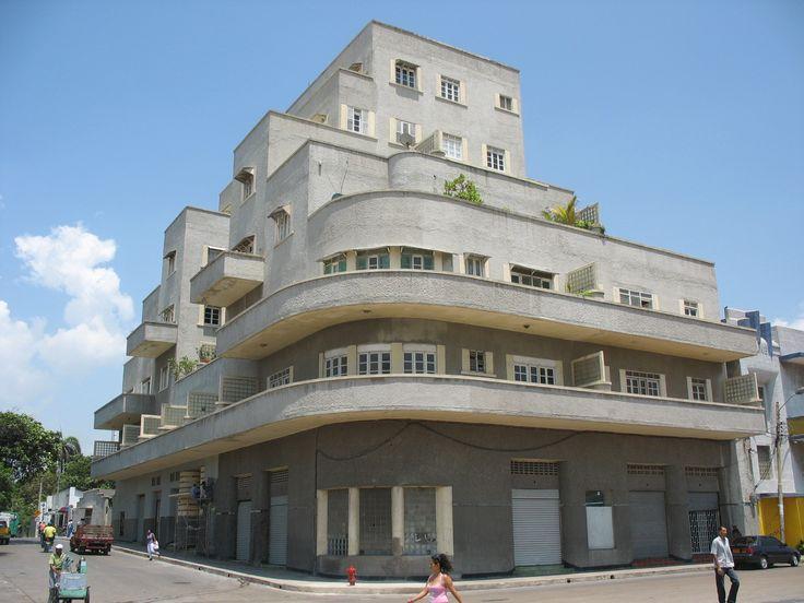 Edificio García (1938)    Barranquilla, Colombia