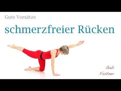 32 min. Spine Gymnastics Without Aids – YouTube – Übungen