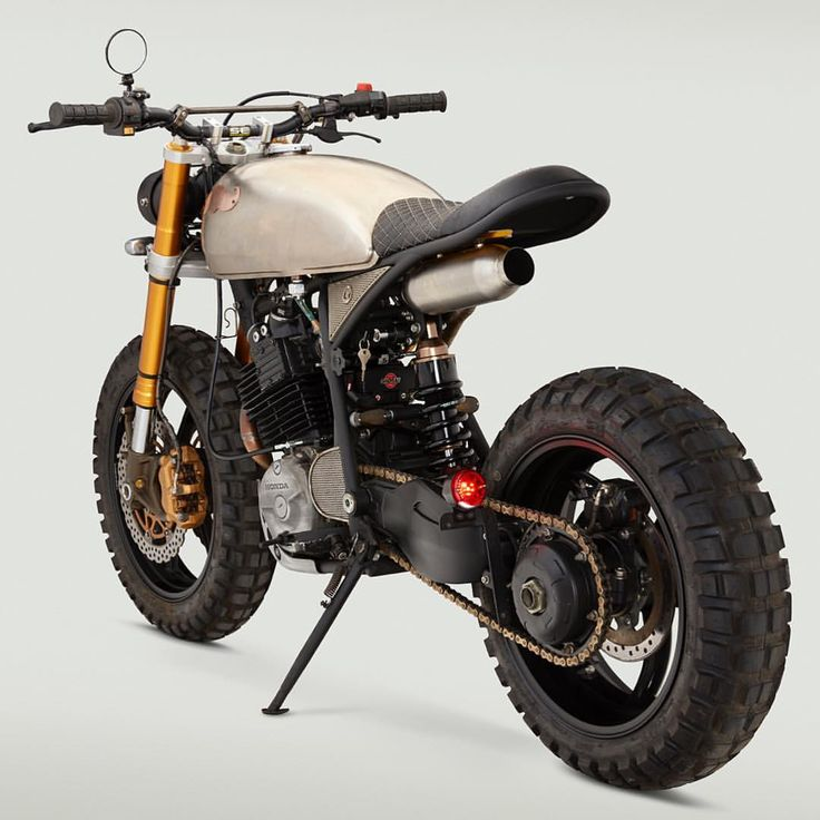 """6,153 Likes, 16 Comments - SCRAMBLERS & TRACKERS (@scramblerstrackers) on Instagram: """"The @movember bike for @progressivemc   Honda XL600R Build by @classifiedmoto (to see more from…"""""""
