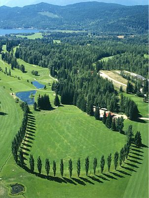 Kokanee Springs Resort Golf Course