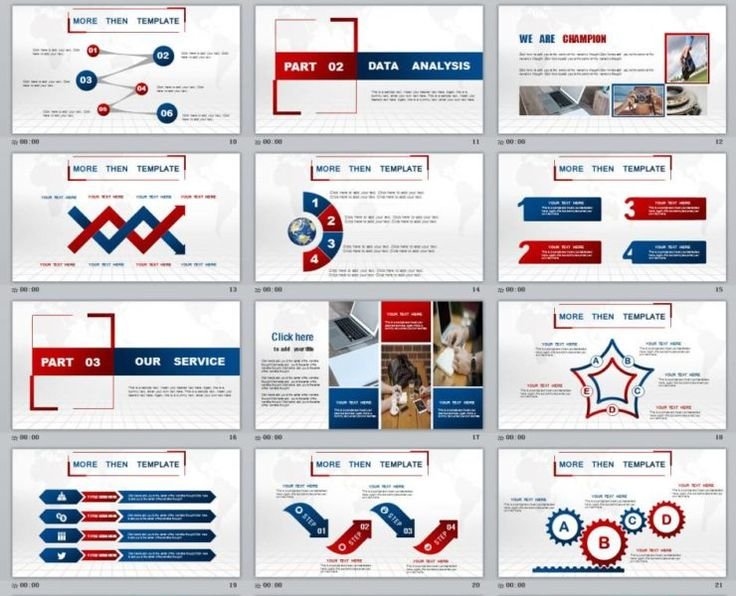 Best  Infographic Powerpoint Templates Images On