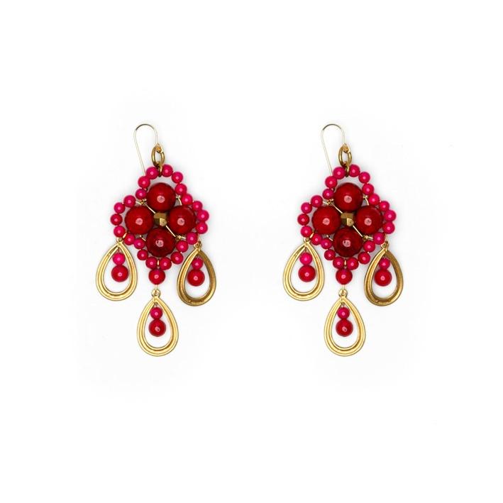 Sophie Kyron - Cuba earrings