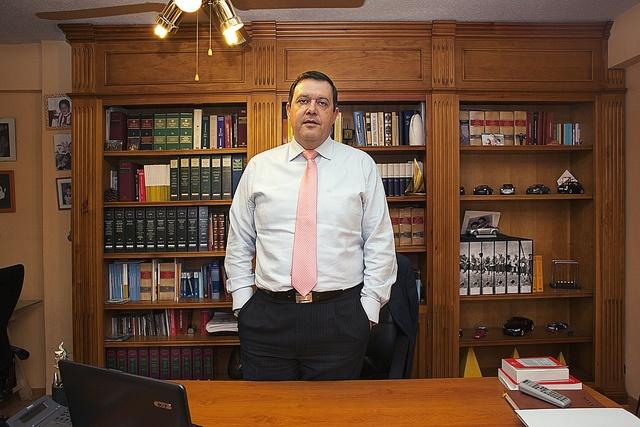 """Abogados Alonso & Garnacho. """"El primer despacho que implantó consulta online"""" Su historia en www.negocioshumanos.com bit.ly/NegociosHumanos"""