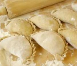 Recipe Pierogi ~ Traditonal Polish Meat Filled Dumplings by Thermomix in Australia - Recipe of category Main dishes - meat