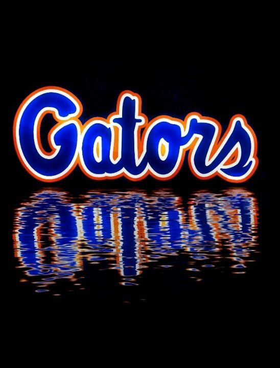 Gators spelled out