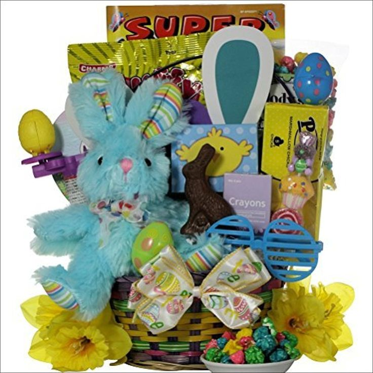12 best greatarrivals kids easter baskets 2015 images on pinterest hoppin easter fun boy childs easter basket ages 3 to 5 years old negle Image collections