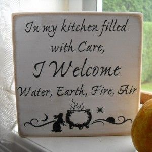 In my kitchen... empowering all with the All
