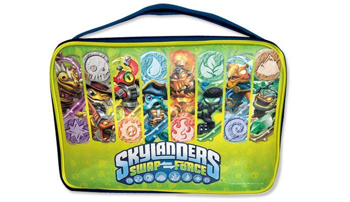 Skylanders SWAP Force Stripe Cooler - EB Games Australia - would be good for school next year