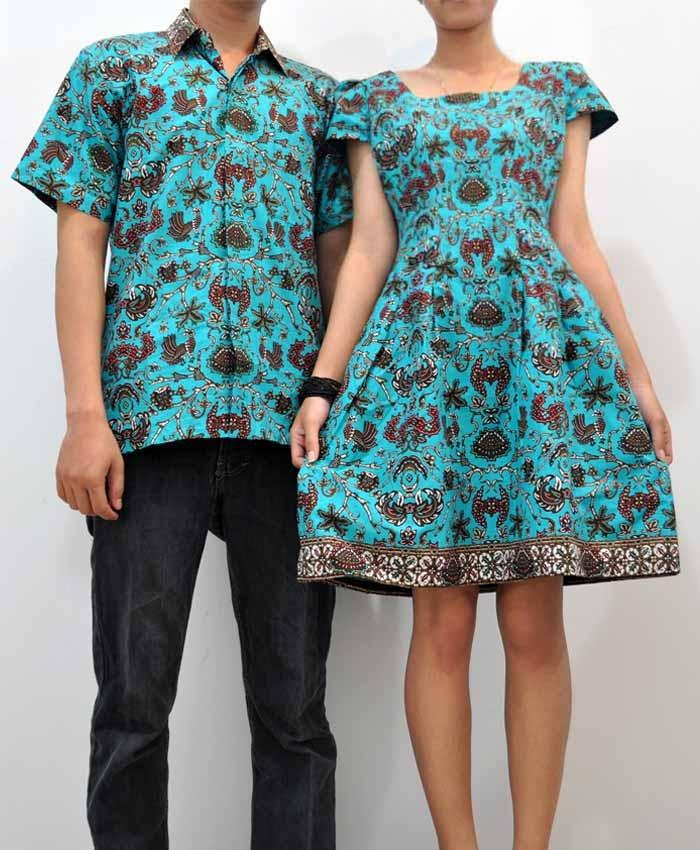 Batik Couple - Prince and Princess by batiksurya.com