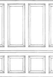 Image result for typical georgian townhouse architectural details