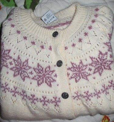 Vintage Dale of Norway Scandinavian Nordic Cardigan Sweater Large | eBay