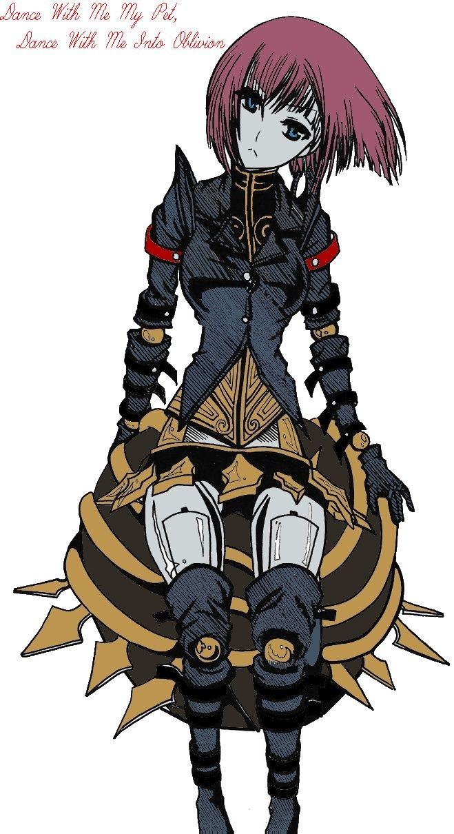 League of Legends: Bladecraft Orianna by ace324 on DeviantArt