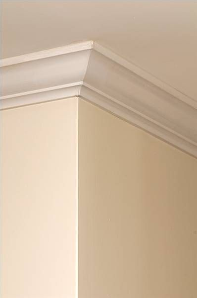 """Crown Moulding Outside Corner"" At DeStefano Remodeling in North Texas we desire to be your full service contractor on your next project. Visit our website www.destefano.co/ to see some of our completed custom projects and our Pinterest page pinterest.com/... where we have a library of pictures to help you get inspired for your next residential or commercial project."