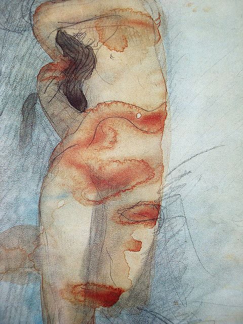 I saw the most amazing exhibit of his drawings when I was in Paris. It was a dream. - Auguste Rodin