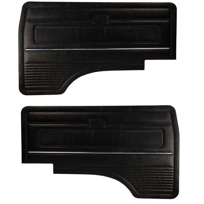 1980 91 Vanagon Standard Front Door Panels 2pc Vinyl Vanagon Browse By Vehicle Volkswagen
