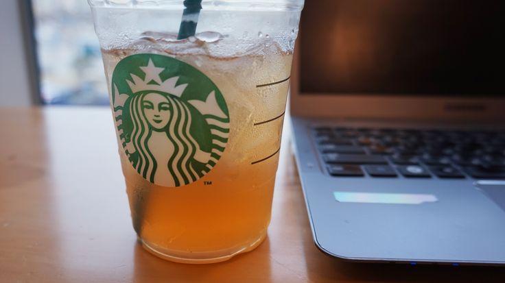 Photo by Yagmur Lee / Starbucks Zen tea lemonade