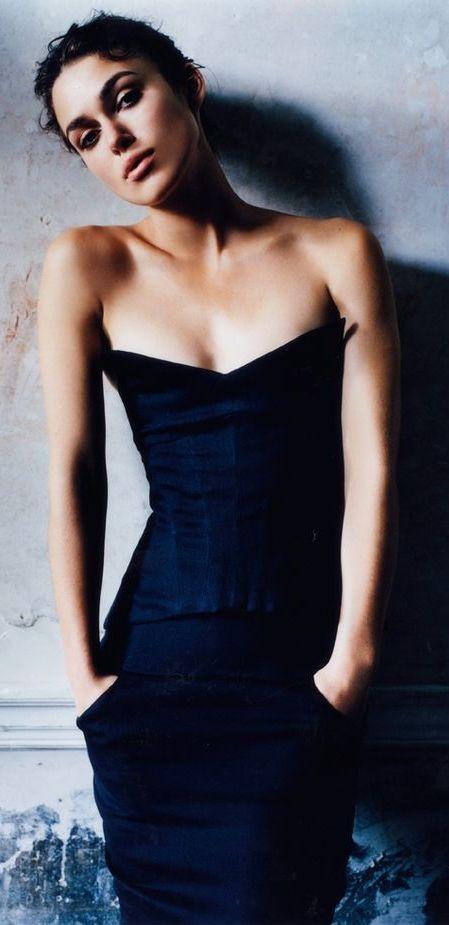 Keira Knightley by Mario Testino for Vanity Fair