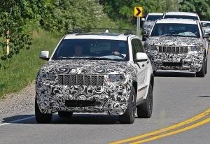 Новый Jeep Grand Cherokee 2014 модельного года