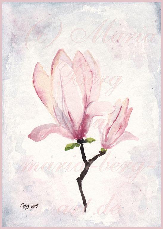 Maria Berg - Springtime