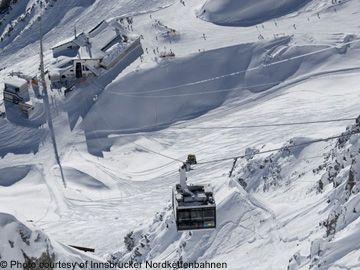 Return Trip Innsbruck - Hafelekar