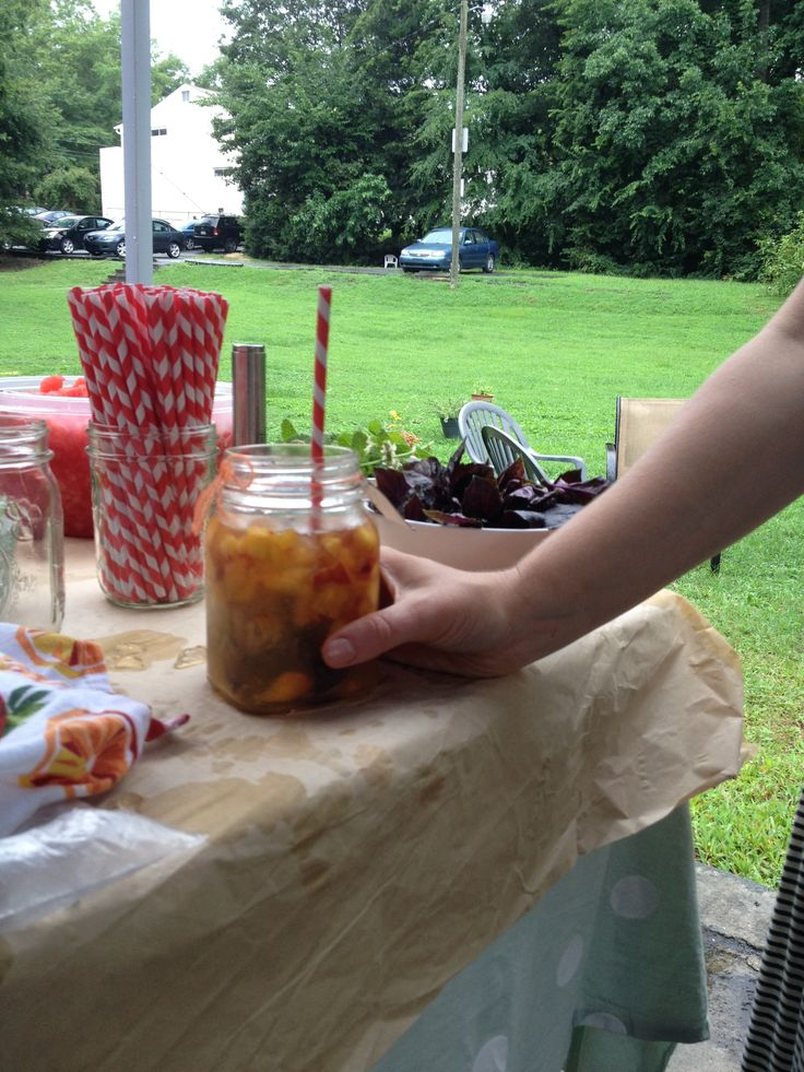 History of the Cobbler Cocktail | with foraged and local Fruit | Piedmont Picnic Project
