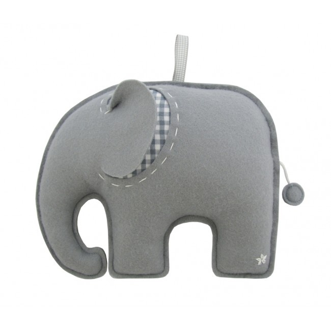 Music box elefant {Dutch website}