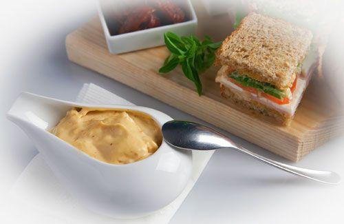 Pruebe la Mayonesa de Chipotle en sandwiches y deléitese con su sabor.