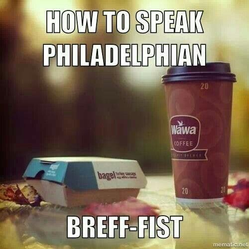Wawa is another great Philadelphia tradition. #wawa #philly