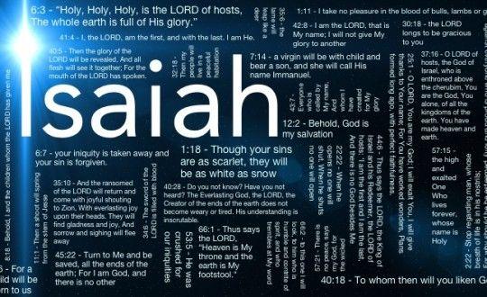 Isaiah - Reformation Study Bible - Bible Gateway