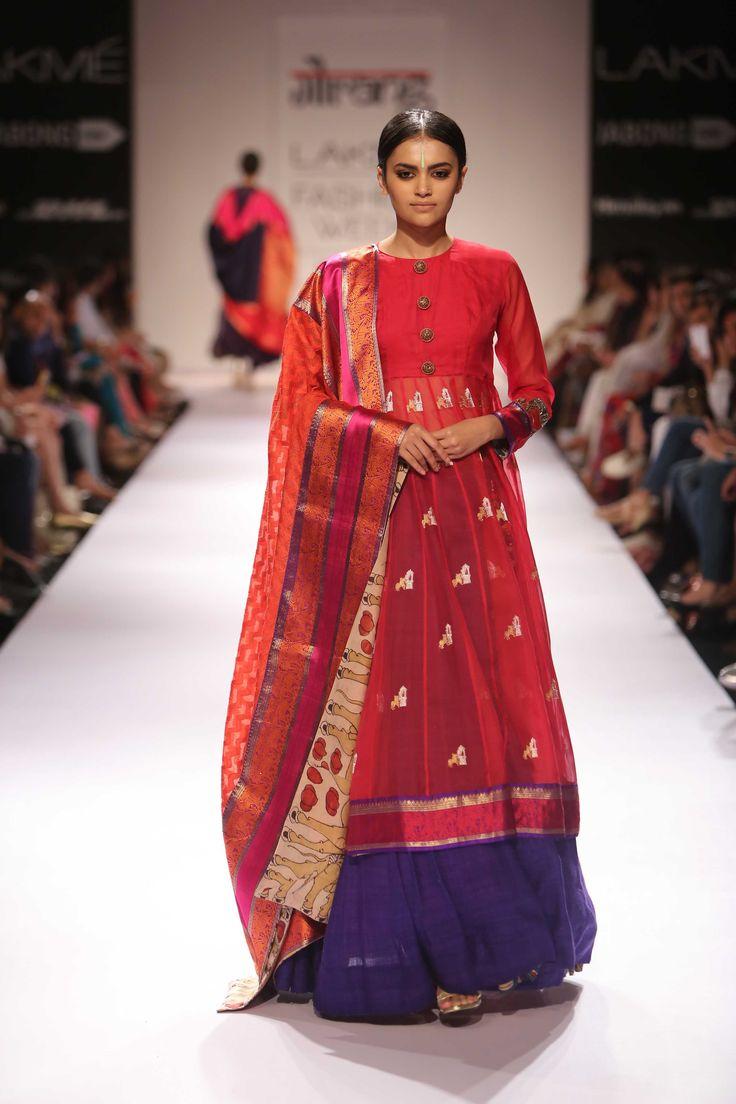 Gaurang Shah, Lakme Fashion Week.