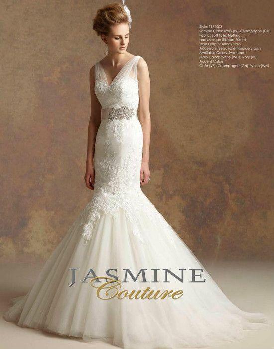1000 Images About Jasmine Bridal On Pinterest