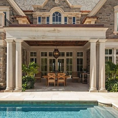 17 best images about stucco homes on pinterest stucco for Stucco patio cover designs