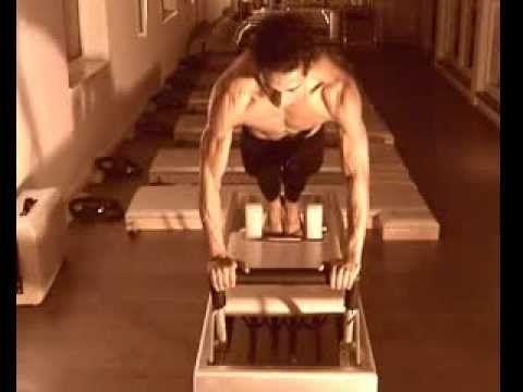"Pilates is for men too :)  Joseph Pilates ""The Art Of Control"" by Bluebird Pilates"