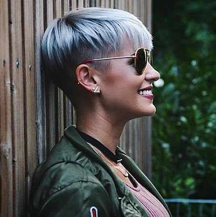 43 Best Short Pixie Cut Frisuren 2019 – Süße Pixie-Haarschnitte für Frauen