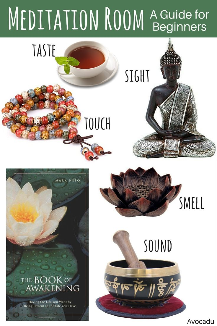 Meditation Room: A Guide for Beginners | Avocadu.com