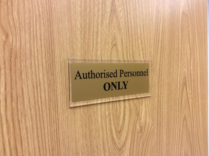 important signs for only authorised personals great value office door signs http