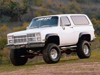 Xenon Chevrolet Blazer '1983–88