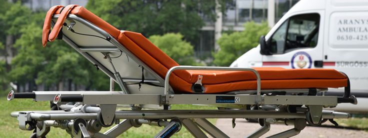 Szolgáltatásaink - Aranyszív Ambulance - Betegszállítás: Korszerű hordágyak. Modern tolószékek.