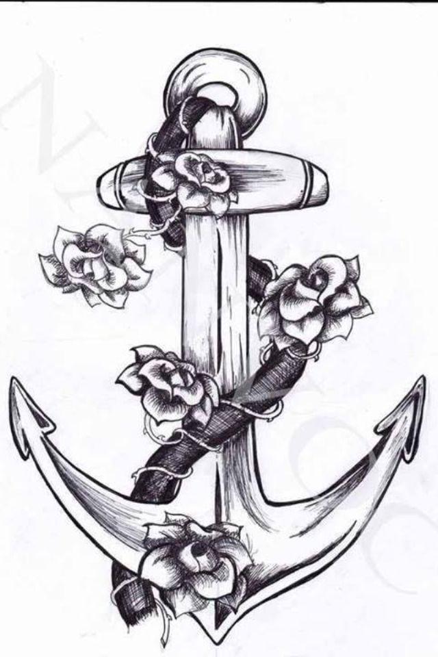 Anchor Drawing Tumblr