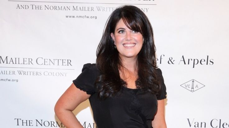 "Whatever happened to Monica Lewinsky: Public speaker(""her days of political infamy""? Bastards! whoever wrote that phrase)"