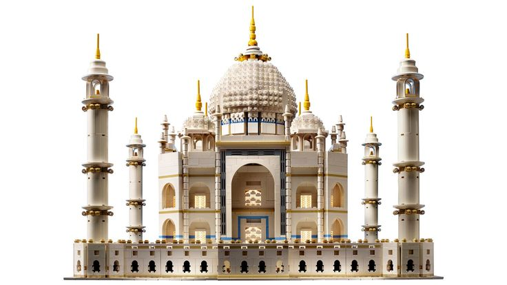 Up until the release of this year's Ultimate Collector's Edition Millennium Falcon, Lego's 2008 rendition of India's famous mausoleum was the biggest Lego set in production. Lego's bringing the $370, 5,923 piece set back next month for its 10th anniversary.