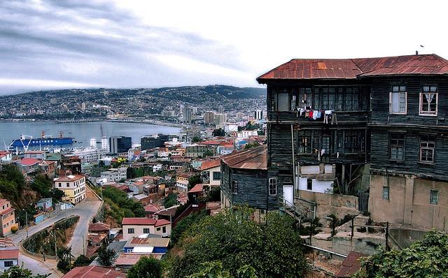 Valparaiso !!