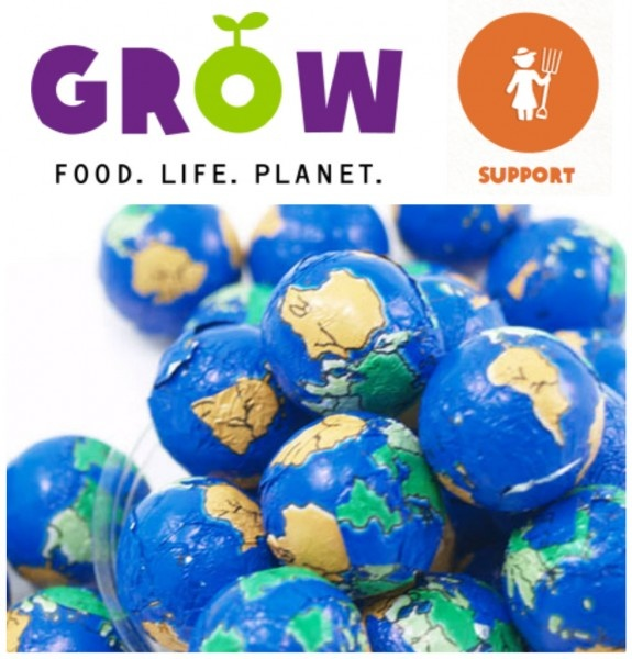 Support small scale farmers. Buy fair trade this Thanksgiving! #GROWMethod @Oxfam America: Daily Green, Buy Fair, Earth Balls, Chocolate, Green Ecowatch, Balls Fair, Trade Earth, Growmethod, Fair Trade