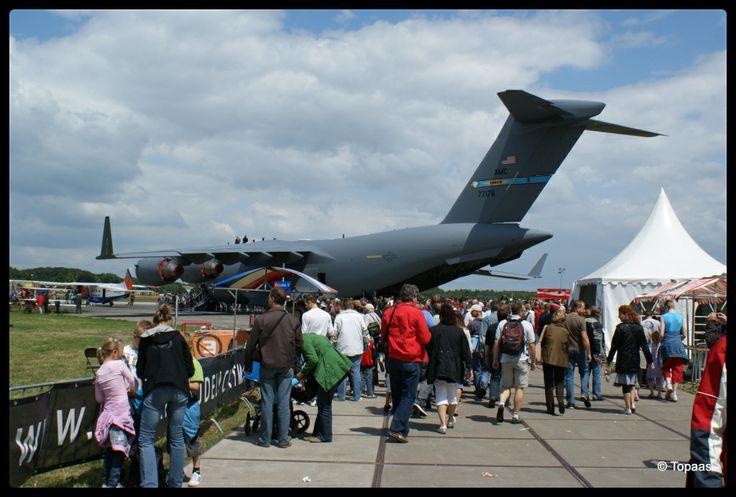 kom jij ook naar de luchtmachtdagen van 2014 ?
