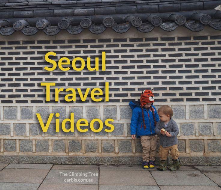 seoul travel videos