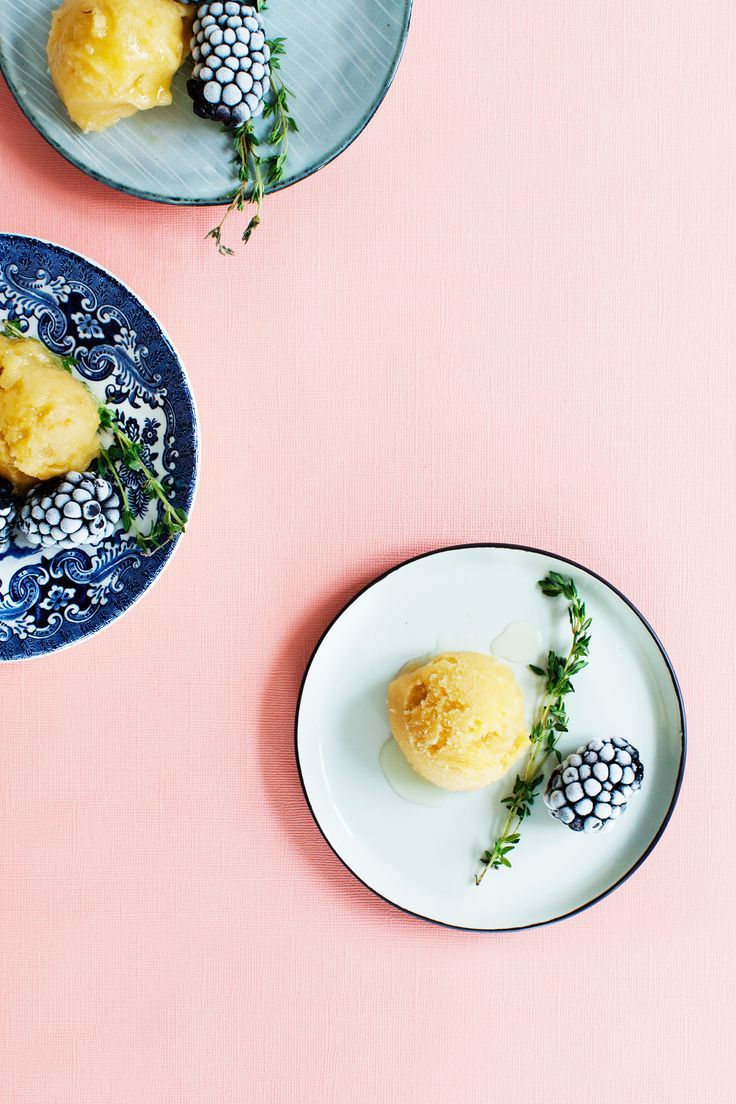... about Sorbets on Pinterest | Sorbet, Peach Sorbet and Lemon Sorbet