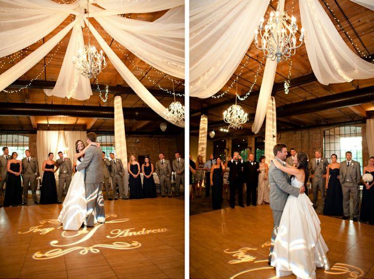 Columbus Georgia Indoor Wedding Venue River Mill Event