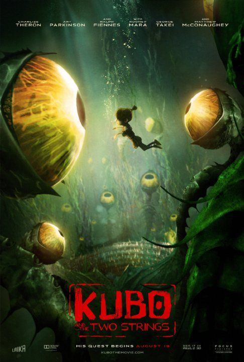 Kubo and the Two Strings. Saw it again. Still fantastic.