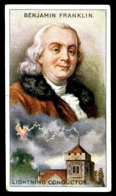 A Biography of Ben Franklin One of the Founding Fathers of the United States